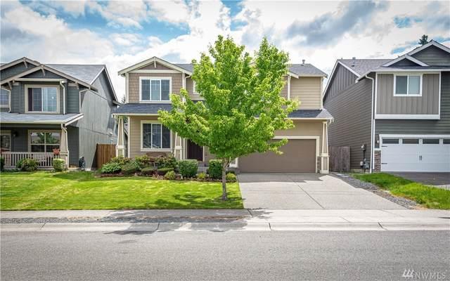 20229 40th Ave E, Spanaway, WA 98387 (#1610725) :: McAuley Homes