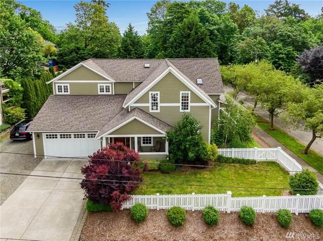 3206 S Washington St, Seattle, WA 98144 (#1610732) :: Better Properties Lacey