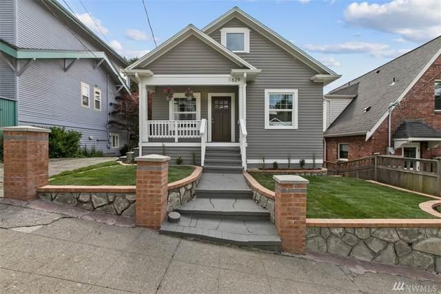 1629 32nd Ave, Seattle, WA 98122 (#1610823) :: Costello Team