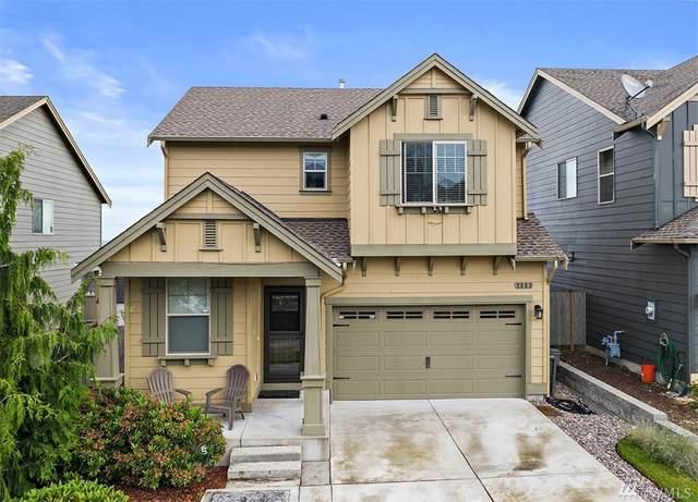 2333 54th St SE, Auburn, WA 98092 (#1610861) :: McAuley Homes
