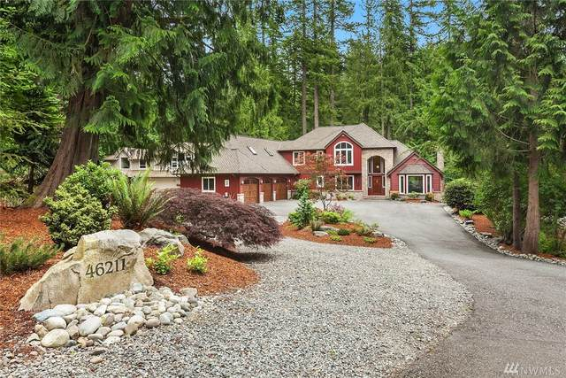 46211 SE 134th St, North Bend, WA 98045 (#1610863) :: The Kendra Todd Group at Keller Williams