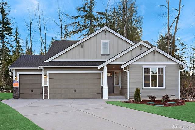 13516 SE 265th St #18, Kent, WA 98042 (#1610890) :: Ben Kinney Real Estate Team