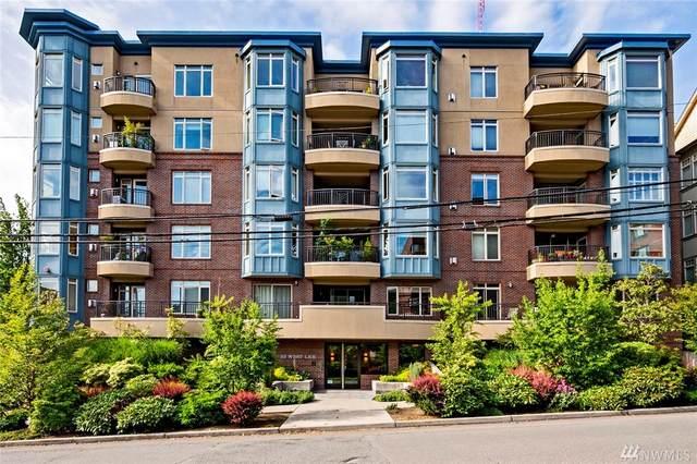 22 W Lee St #404, Seattle, WA 98119 (#1610927) :: Ben Kinney Real Estate Team