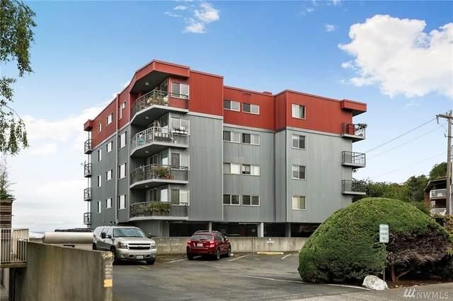 507 W Mercer St #201, Seattle, WA 98119 (#1611026) :: Ben Kinney Real Estate Team