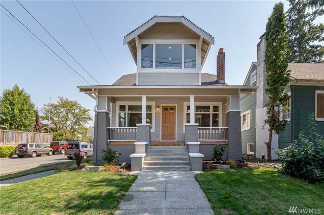 5718 8th Ave NE, Seattle, WA 98105 (#1611066) :: Real Estate Solutions Group