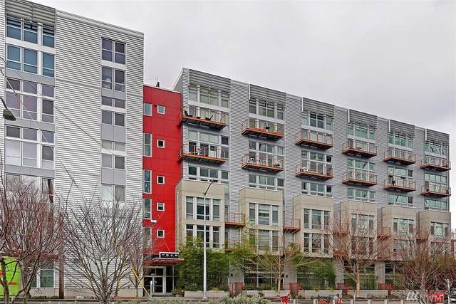 401 9th Avenue N #313, Seattle, WA 98109 (#1611099) :: Capstone Ventures Inc