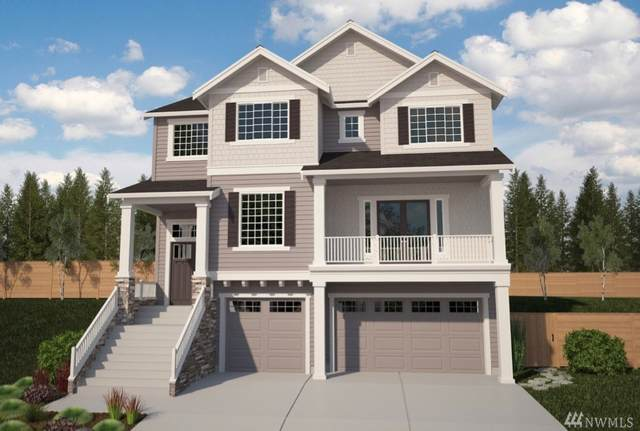 18726 135TH (Lot 82) St E, Bonney Lake, WA 98391 (#1611165) :: Ben Kinney Real Estate Team