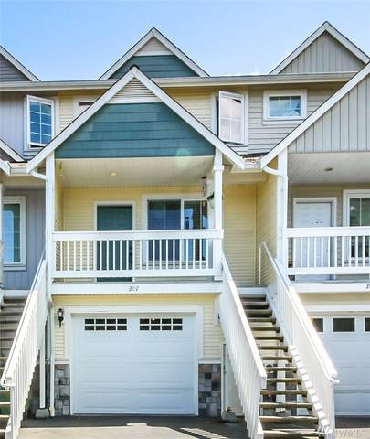 1814 I St NE #207, Auburn, WA 98002 (#1611182) :: McAuley Homes