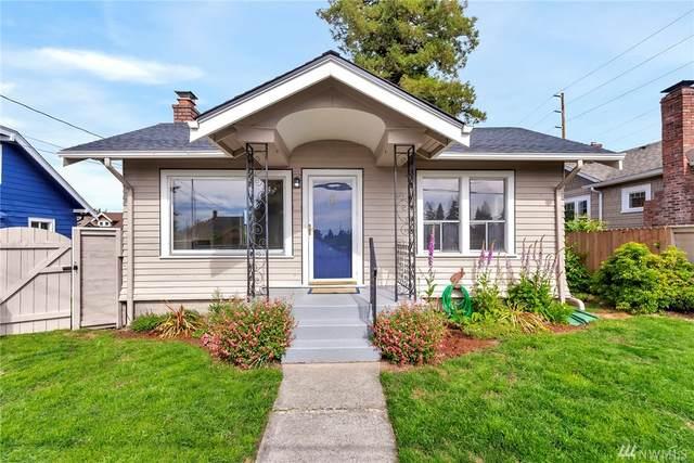 2107 N Proctor St, Tacoma, WA 98406 (#1611219) :: McAuley Homes