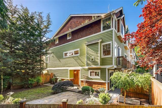 805 NW 97th St B, Seattle, WA 98117 (#1611257) :: Ben Kinney Real Estate Team