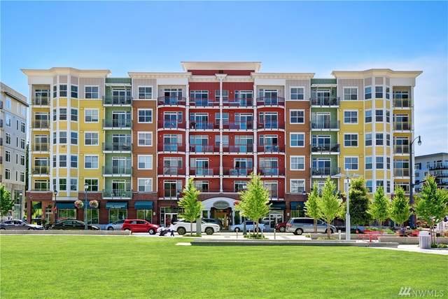 16141 Cleveland St #515, Redmond, WA 98052 (#1611353) :: Ben Kinney Real Estate Team
