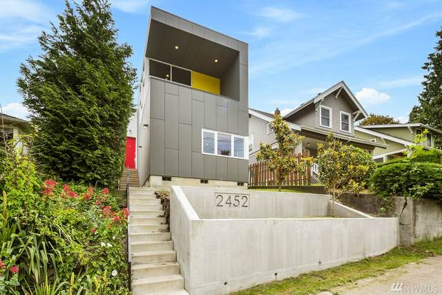 2452 3rd Ave W, Seattle, WA 98119 (#1611427) :: Ben Kinney Real Estate Team