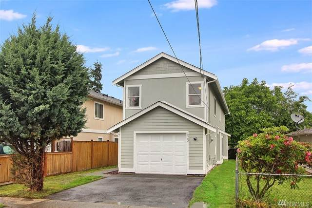 8502 S 117th Place, Seattle, WA 98178 (#1611507) :: Real Estate Solutions Group