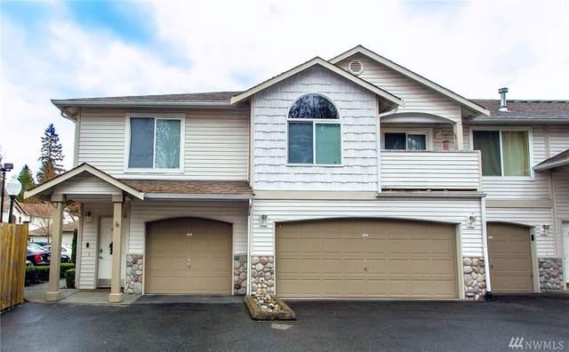 2201 192nd St SE T-201, Bothell, WA 98012 (#1611675) :: McAuley Homes