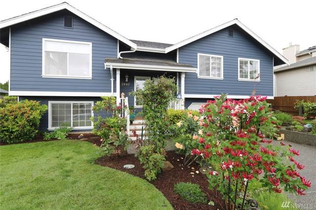 2447 Pine Dr, Ferndale, WA 98248 (#1611753) :: The Kendra Todd Group at Keller Williams