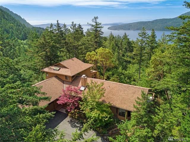 90 Geiser's Wy, Orcas Island, WA 98245 (#1611763) :: Lucas Pinto Real Estate Group