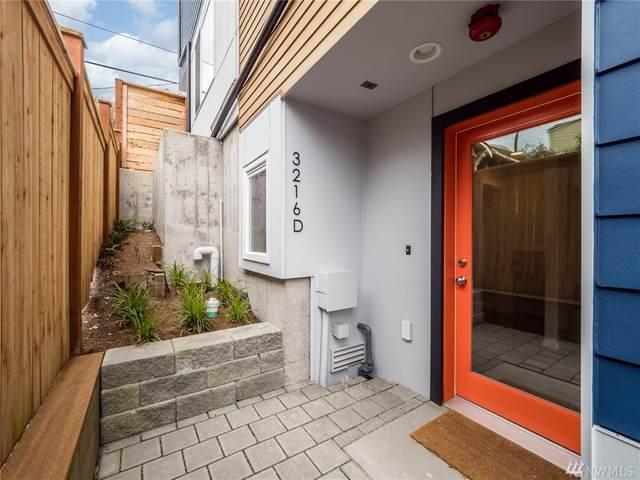 3216 15th Ave W D, Seattle, WA 98119 (#1611850) :: Ben Kinney Real Estate Team