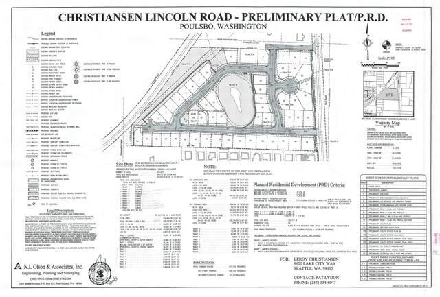 0 NE Lincoln Road, Poulsbo, WA 98370 (#1611884) :: My Puget Sound Homes