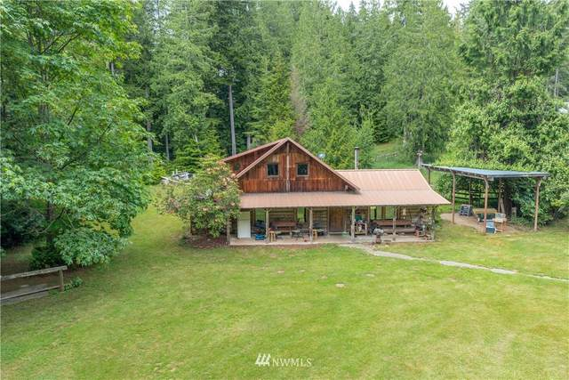 14500 Coyle Road, Quilcene, WA 98376 (#1612063) :: My Puget Sound Homes