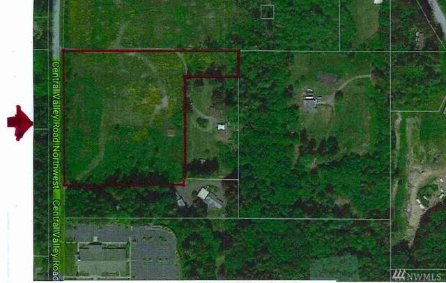 0 Central Valley Rd NW, Poulsbo, WA 98370 (#1612095) :: Better Homes and Gardens Real Estate McKenzie Group