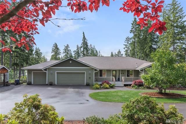 2021 E Mason Lake Dr W, Grapeview, WA 98546 (MLS #1612452) :: Lucido Global Portland Vancouver