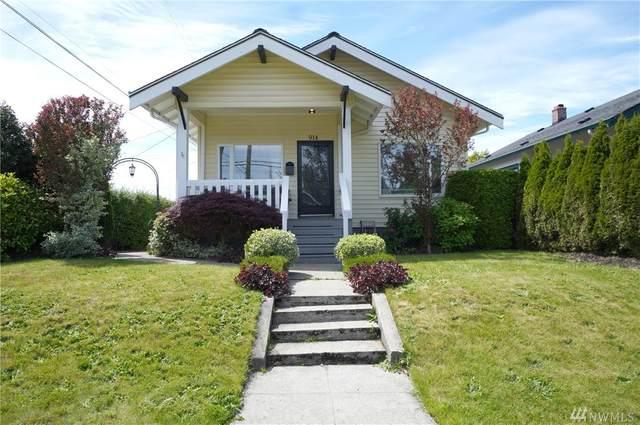 914 N Proctor St, Tacoma, WA 98406 (#1612648) :: Northern Key Team
