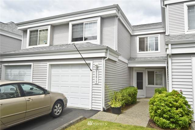 23617 55th Place S 12-3, Kent, WA 98032 (#1612767) :: My Puget Sound Homes