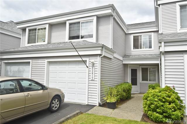 23617 55th Place S 12-3, Kent, WA 98032 (#1612767) :: Tribeca NW Real Estate