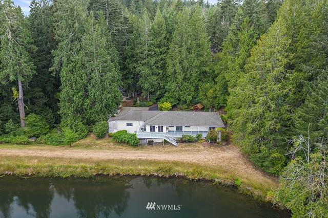 40 E Westlake Drive N, Allyn, WA 98524 (#1612950) :: Hauer Home Team