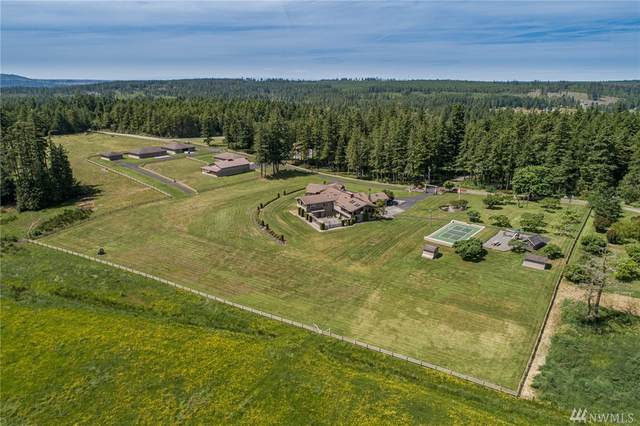 500 Guiles Road, Sequim, WA 98382 (#1613269) :: Ben Kinney Real Estate Team