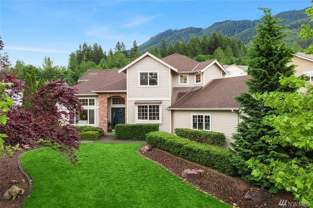 1265 Forster Blvd SW, North Bend, WA 98045 (#1613292) :: The Kendra Todd Group at Keller Williams