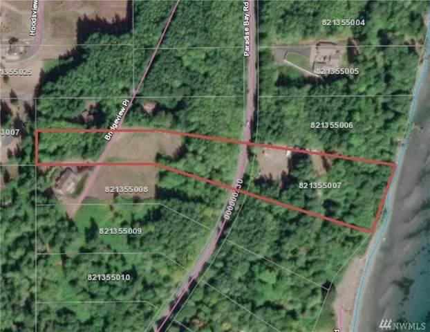 5733 Paradise Bay Rd, Port Ludlow, WA 98365 (#1613378) :: Keller Williams Realty