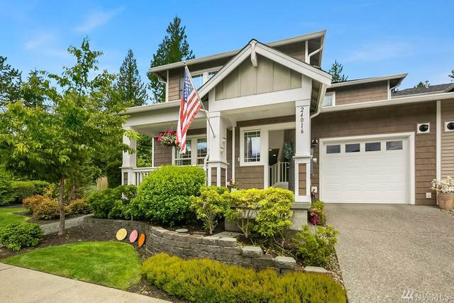 24016 NE 114th St #61, Redmond, WA 98053 (#1613453) :: Capstone Ventures Inc