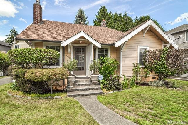 8530 S 116th St, Seattle, WA 98178 (#1613898) :: Real Estate Solutions Group
