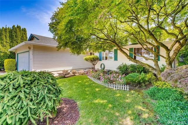 2115 NE 171st Ave, Vancouver, WA 98684 (#1614166) :: Ben Kinney Real Estate Team
