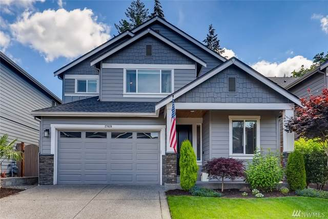 27020 230th Place SE, Maple Valley, WA 98038 (#1614376) :: Hauer Home Team