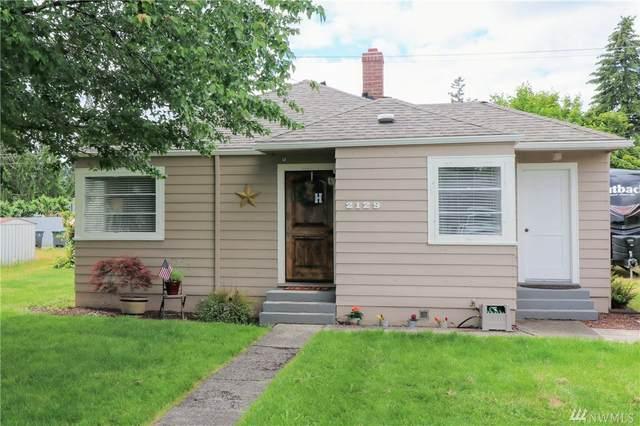 2129 N Adams St, Shelton, WA 98584 (#1614577) :: Mike & Sandi Nelson Real Estate