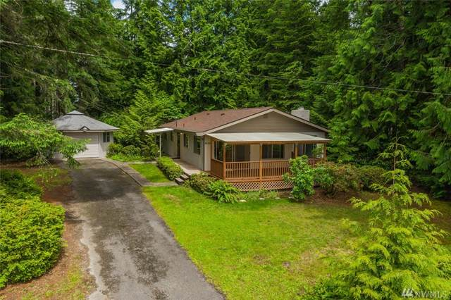 12521 103rd St Ct NW, Gig Harbor, WA 98329 (#1614642) :: Better Properties Lacey
