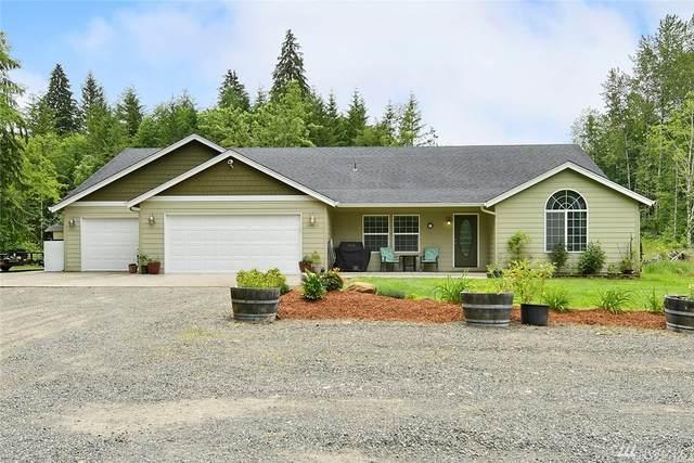 38814 NE 143rd Place, Amboy, WA 98601 (#1614783) :: Ben Kinney Real Estate Team