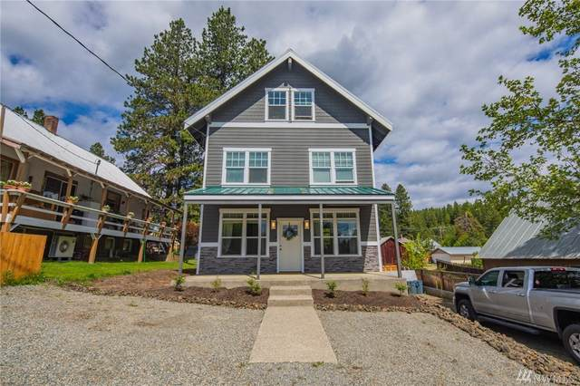 505 W Nevada, Roslyn, WA 98941 (#1614810) :: Northern Key Team