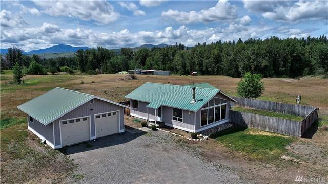 48 Lower Bear Creek, Winthrop, WA 98862 (#1615020) :: Better Properties Lacey