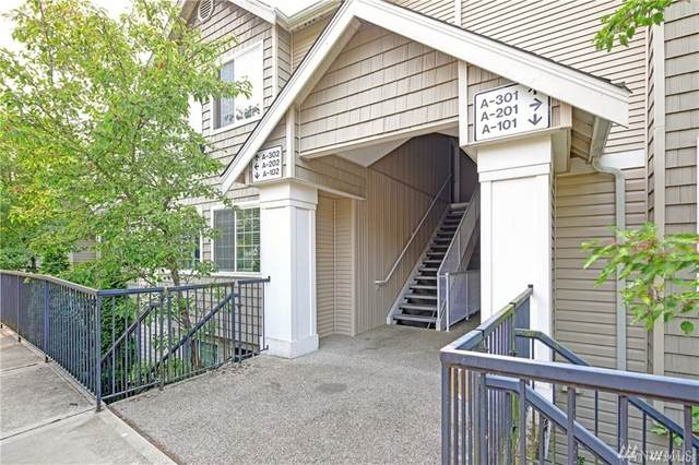 7035 S 133rd St A101, Seattle, WA 98178 (#1615027) :: Capstone Ventures Inc