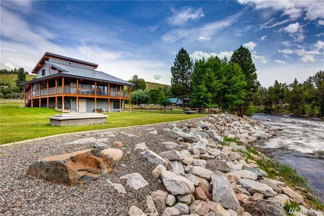 34 S Maughan River Road, Winthrop, WA 98862 (#1615123) :: Capstone Ventures Inc
