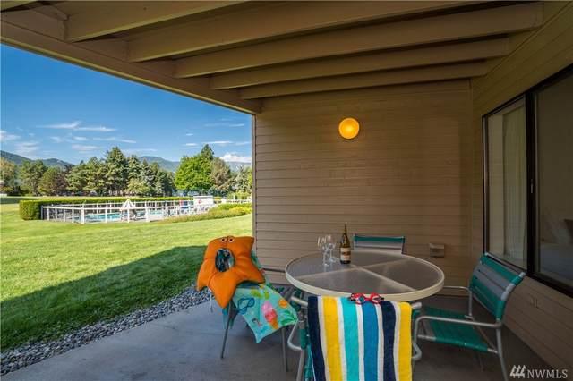 1 Tennis 656-P1 & P2, Manson, WA 98831 (#1615322) :: McAuley Homes