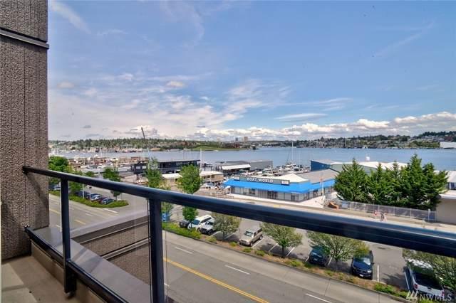 2121 Westlake Ave N #402, Seattle, WA 98109 (#1615475) :: Capstone Ventures Inc