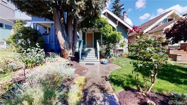 3710 Densmore Ave N, Seattle, WA 98103 (#1615603) :: The Kendra Todd Group at Keller Williams
