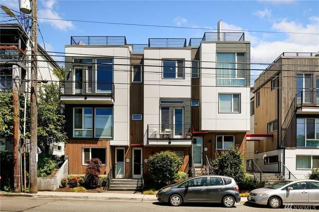 416 12th Ave E B, Seattle, WA 98102 (#1615735) :: Capstone Ventures Inc