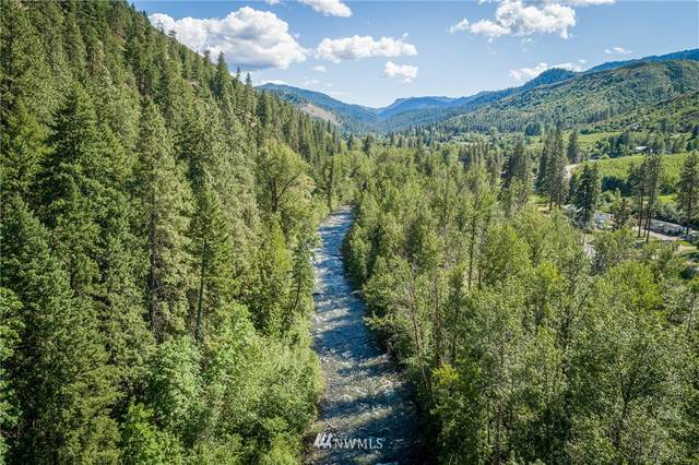 0 State Rd 97, Peshastin, WA 98847 (MLS #1615785) :: Community Real Estate Group