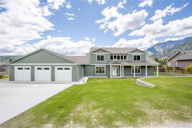 12335 W Emig Dr, Leavenworth, WA 98826 (#1615880) :: Real Estate Solutions Group
