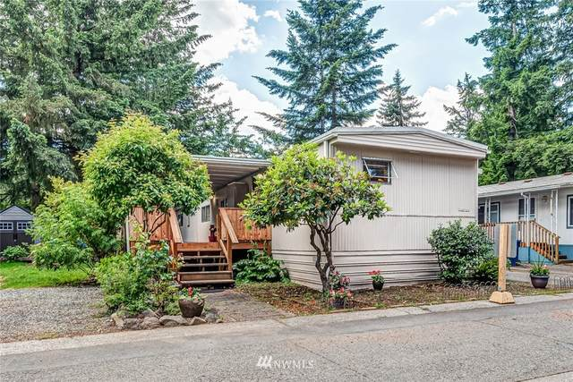 18425 NE 95th Street #79, Redmond, WA 98052 (#1615944) :: Becky Barrick & Associates, Keller Williams Realty